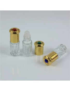 Musc à bille 3ml - Premium Quality