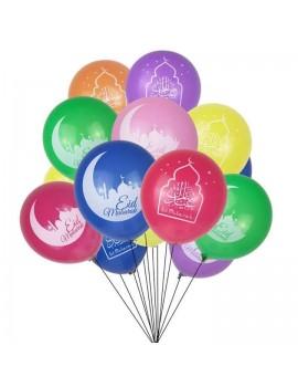 Ballons Aid Mubarak