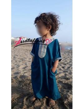Qamis marocain bébé/garçon/ado