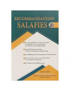 Recommandations salafies 2