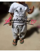 Sarwal sounnah jogging