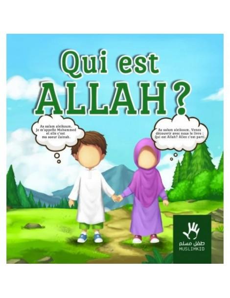 Livre Qui est Allah ? - Enfant