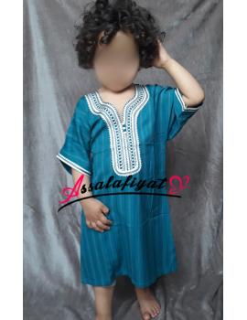 Qamis marocain / Gandoura petit garçon