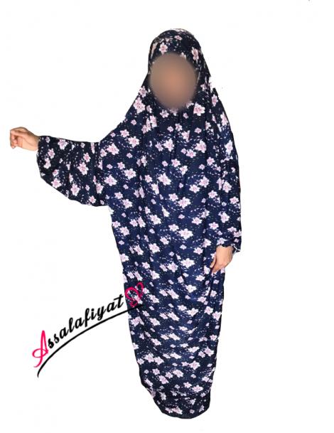 Jilbab Salat Femme