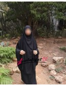 Jilbab Adolescente avec jupe