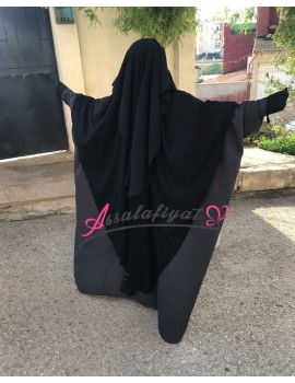Abbaya Saoudienne X-tra Large Assalafiyat