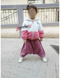 Sarouel Moucheté fille Assalafiyat