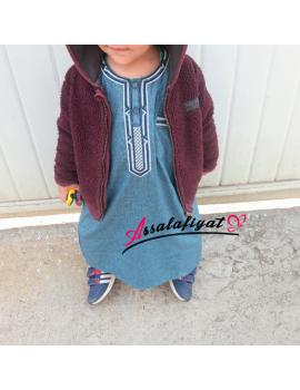 Qamis bébé / petit garçon Al Maali