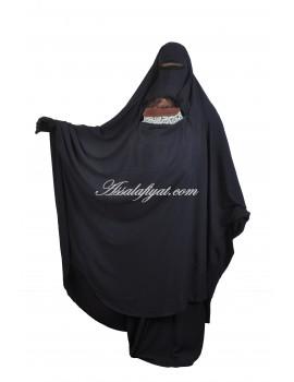 """Jilbab 2 pieces de maternage """"Assalafiyat"""" X-tra large"""