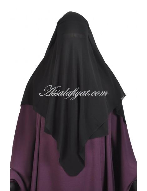 """Niqab/sittar """"Abou hamza"""" 1m50"""
